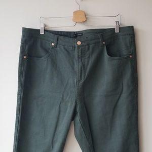 6365b86ac5d79 Universal Standard Jeans - Universal Standard Sz 18 Seine Jeans 27 Inch Camo